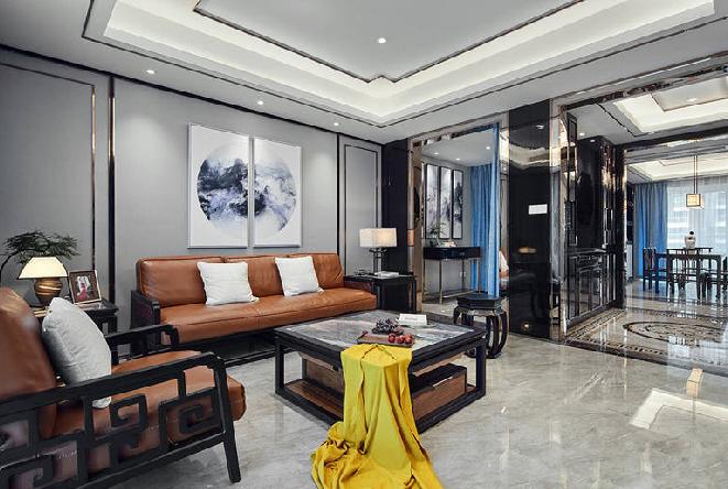 中式风格 |中式风格-新乡市天蓥阔达装饰工程有限公司
