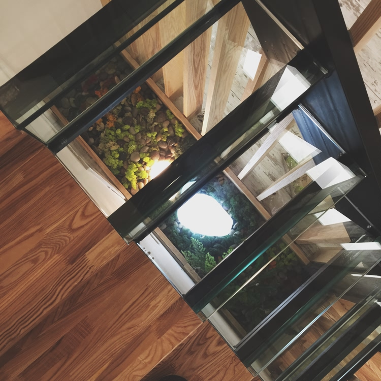 让loft通透不压抑的楼梯,长什么样?|装修知识-新乡市天蓥阔达装饰工程有限公司